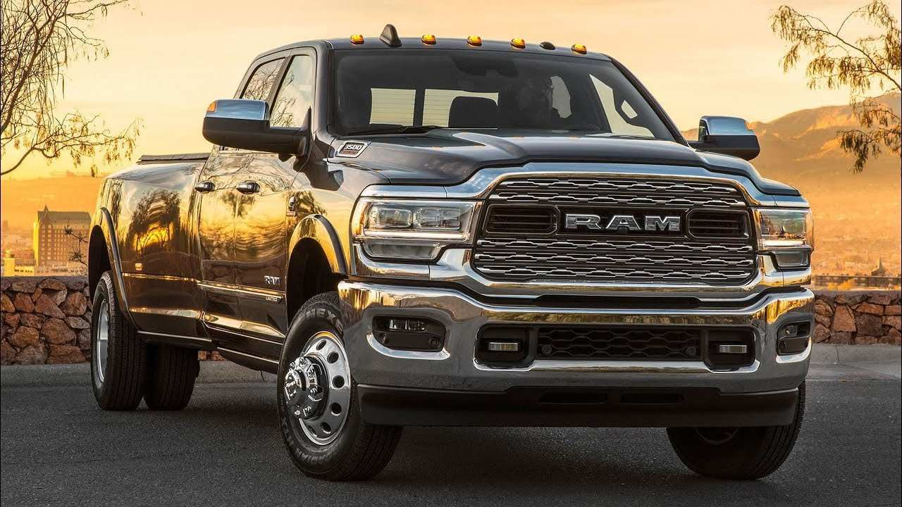 17 Concept of 2020 Ram 3500 Review for 2020 Ram 3500