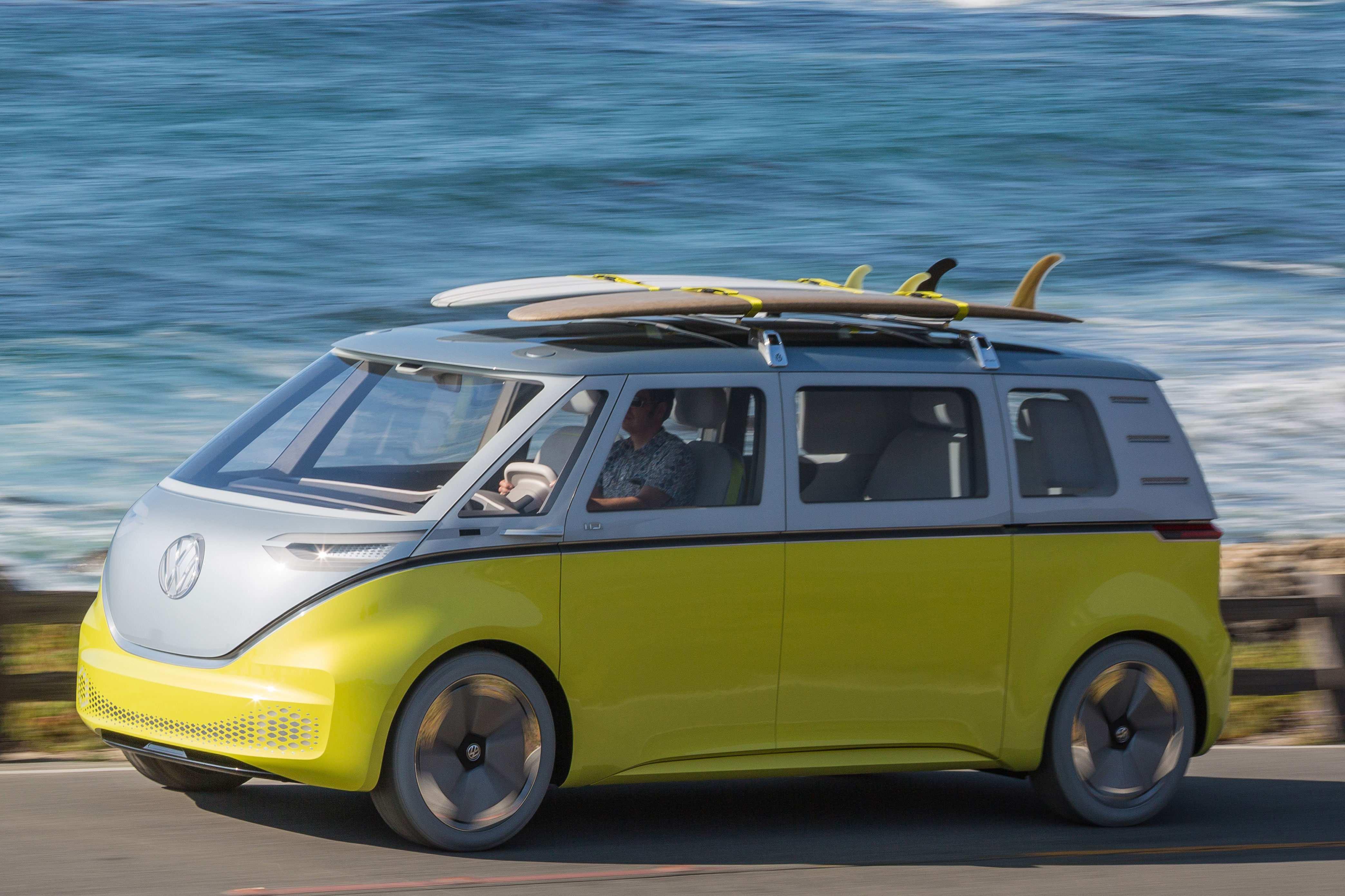 17 Concept of 2020 VW Bulli 2018 New Concept for 2020 VW Bulli 2018