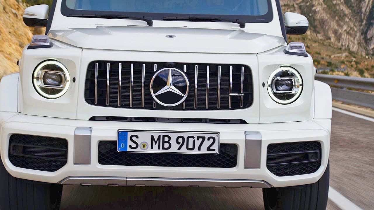 17 Concept of Mercedes G63 2020 Exterior Ratings with Mercedes G63 2020 Exterior