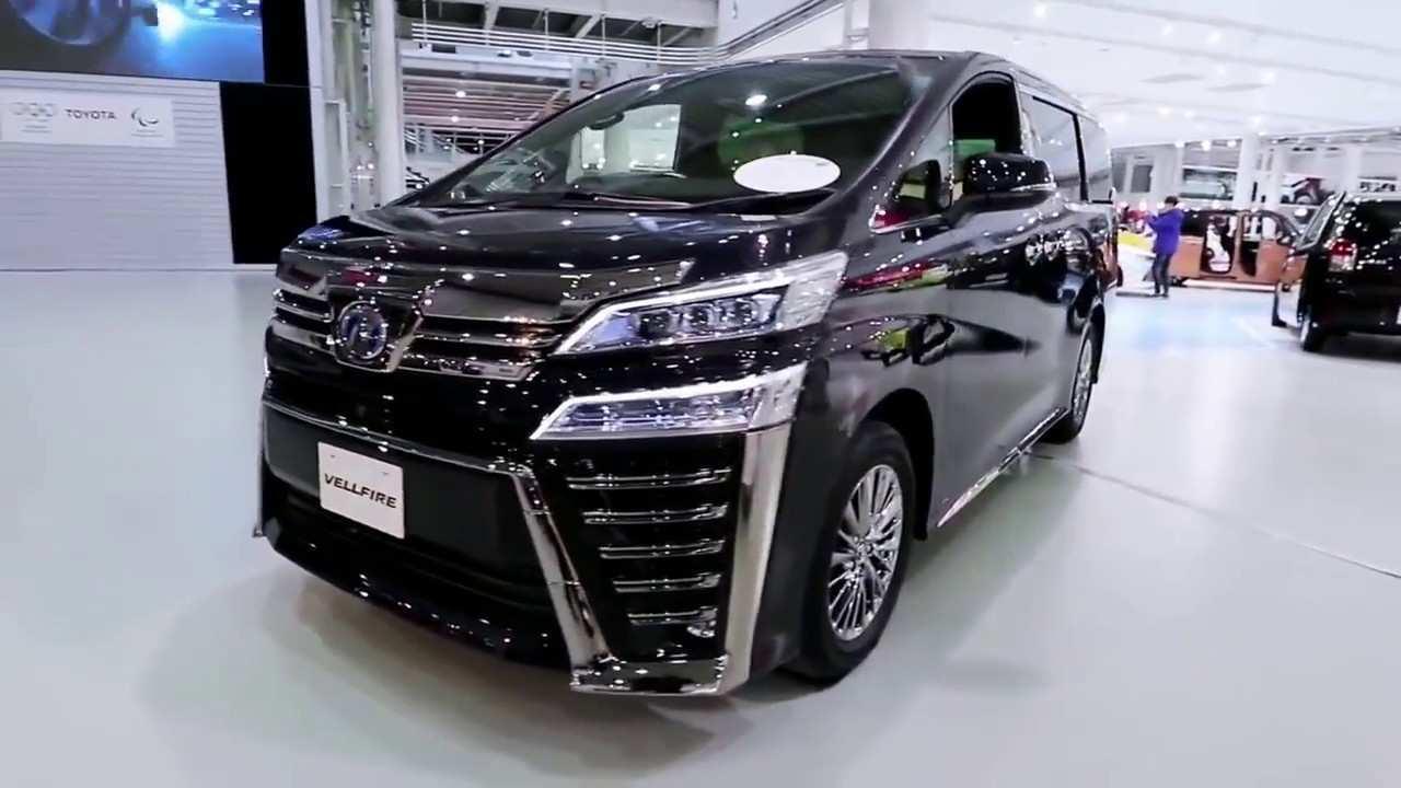 17 Concept of Toyota Vellfire 2020 History by Toyota Vellfire 2020
