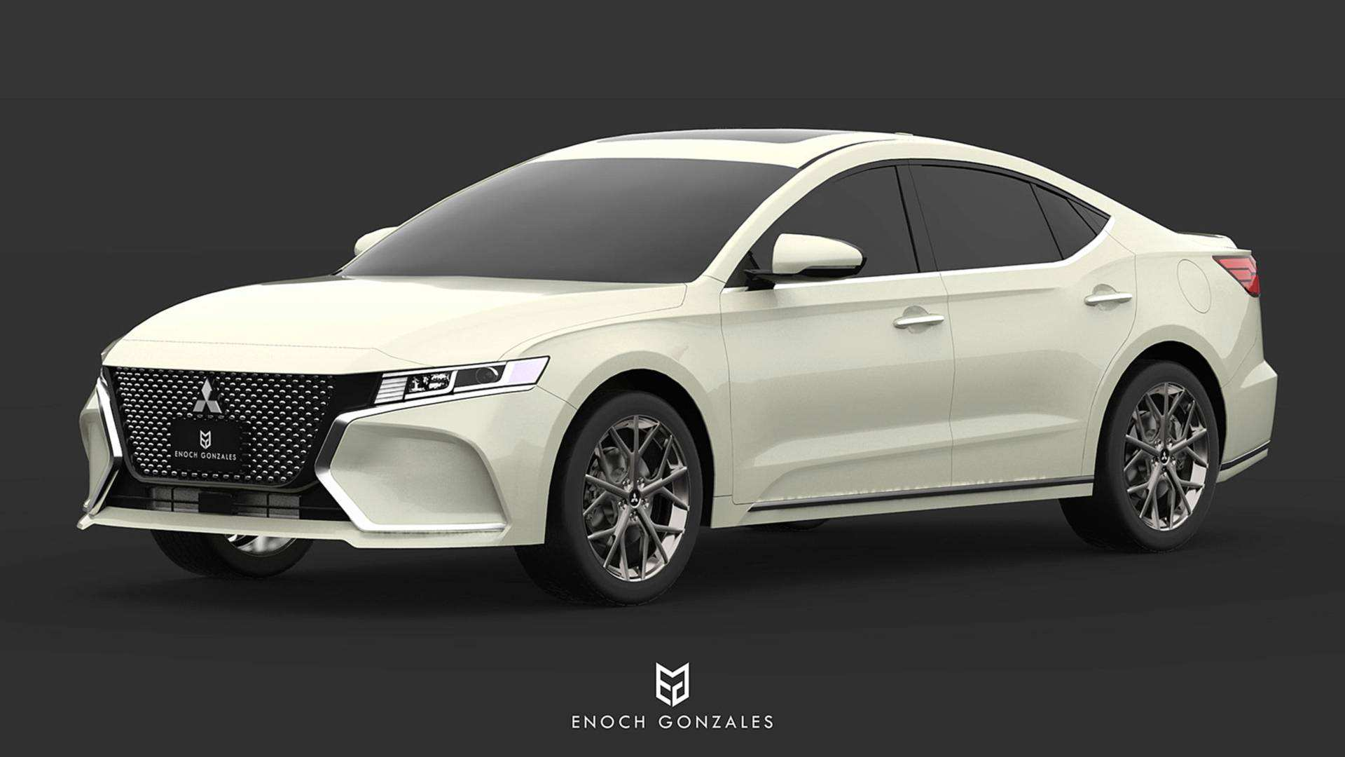 17 Gallery of 2020 Mitsubishi Galant Wallpaper by 2020 Mitsubishi Galant