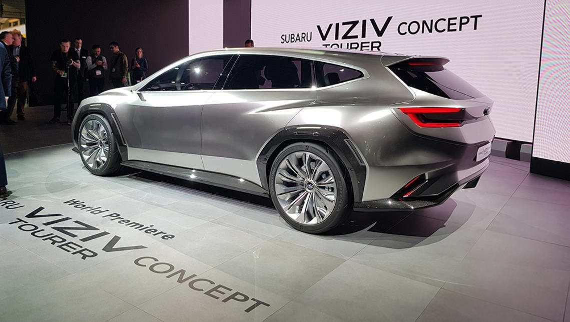 17 Gallery of 2020 Subaru Viziv Pricing by 2020 Subaru Viziv