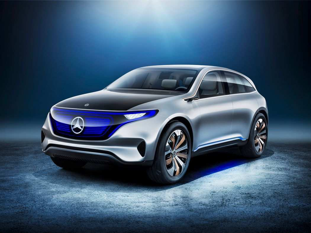 17 Gallery of Electric Mercedes 2020 Overview for Electric Mercedes 2020