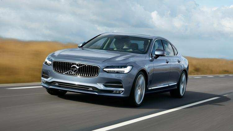 17 Gallery of Volvo S90 2020 Performance and New Engine with Volvo S90 2020