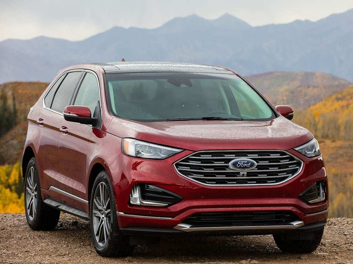 17 Great 2020 Ford Edge New Design Spesification with 2020 Ford Edge New Design