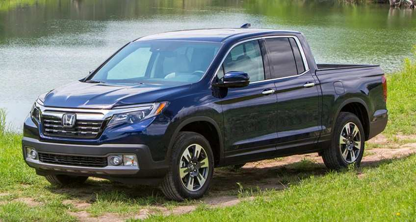 17 Great 2020 Honda Ridgelineand Style for 2020 Honda Ridgelineand