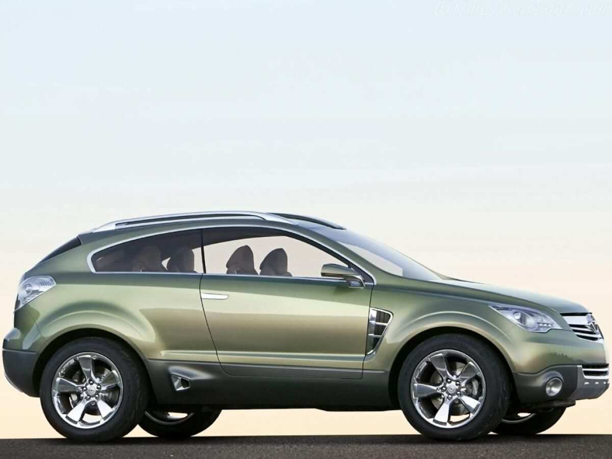 17 Great Opel Antara 2020 Redesign for Opel Antara 2020