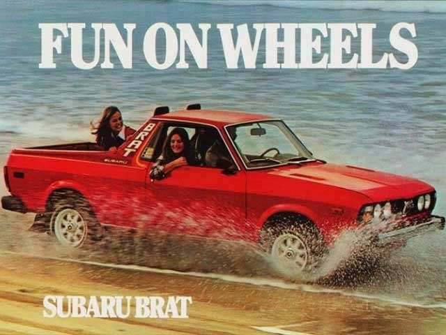 17 Great Subaru Brat 2020 Exterior by Subaru Brat 2020
