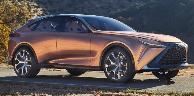 17 New 2020 Lexus TX Style with 2020 Lexus TX