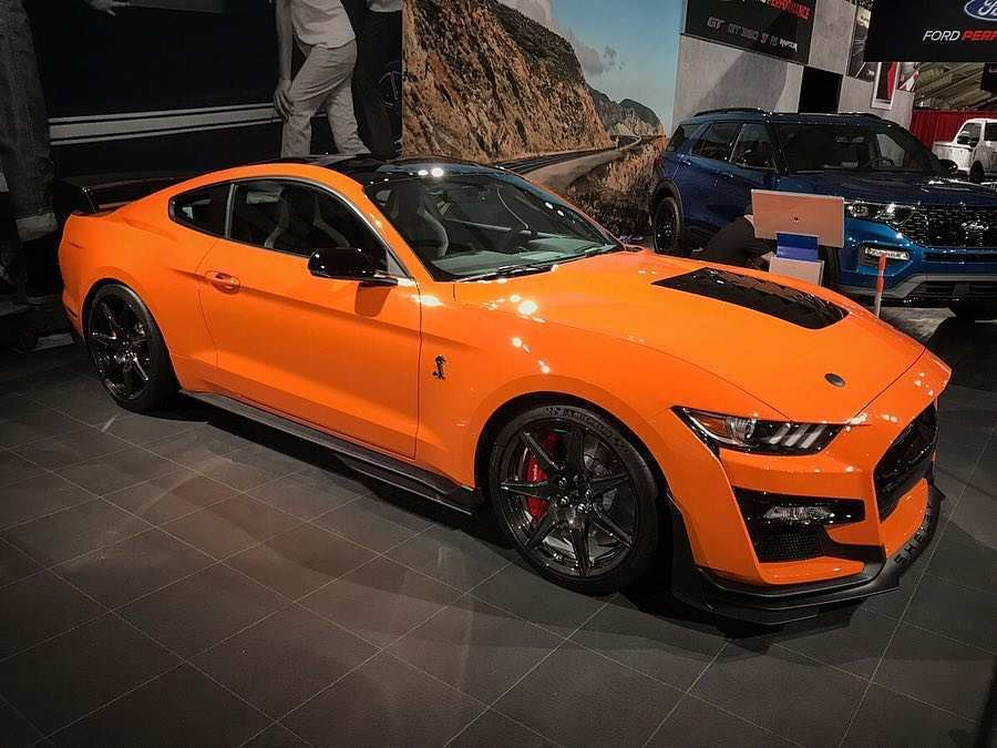 17 New 2020 Mustang Picture for 2020 Mustang