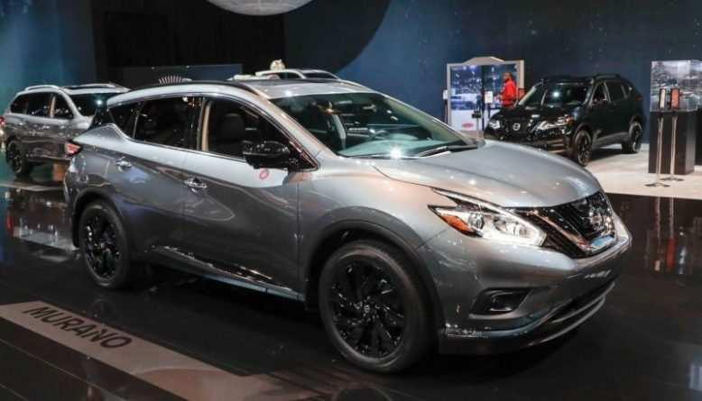 17 New 2020 Nissan Murano History by 2020 Nissan Murano