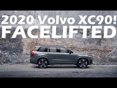 17 New 2020 Volvo XC90 Engine with 2020 Volvo XC90