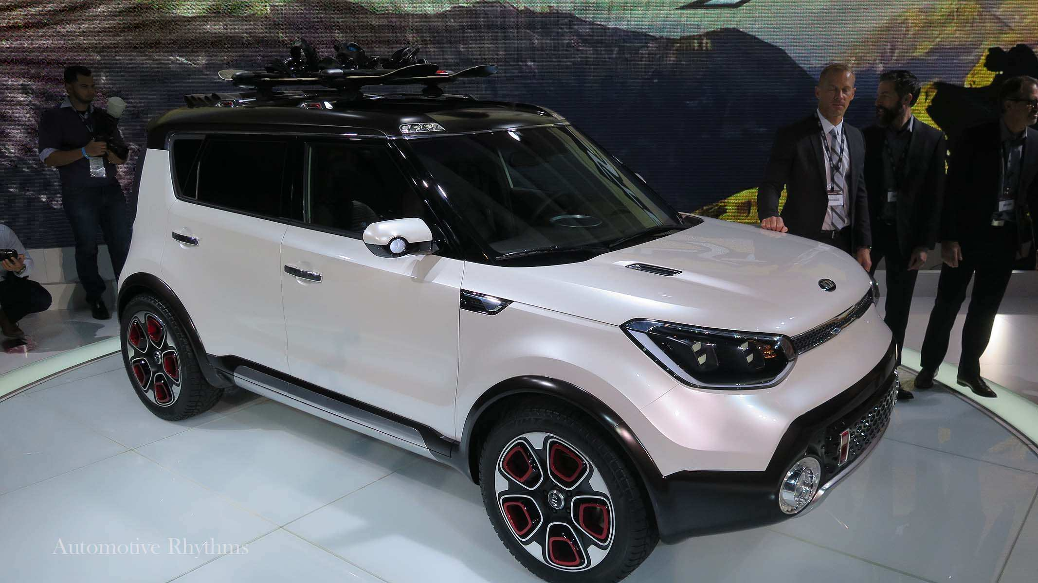 17 New Kia Trailster 2020 Style for Kia Trailster 2020