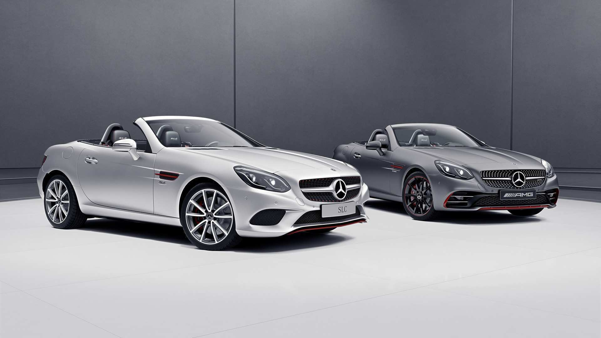 17 New Mercedes Slc 2020 Redesign and Concept for Mercedes Slc 2020