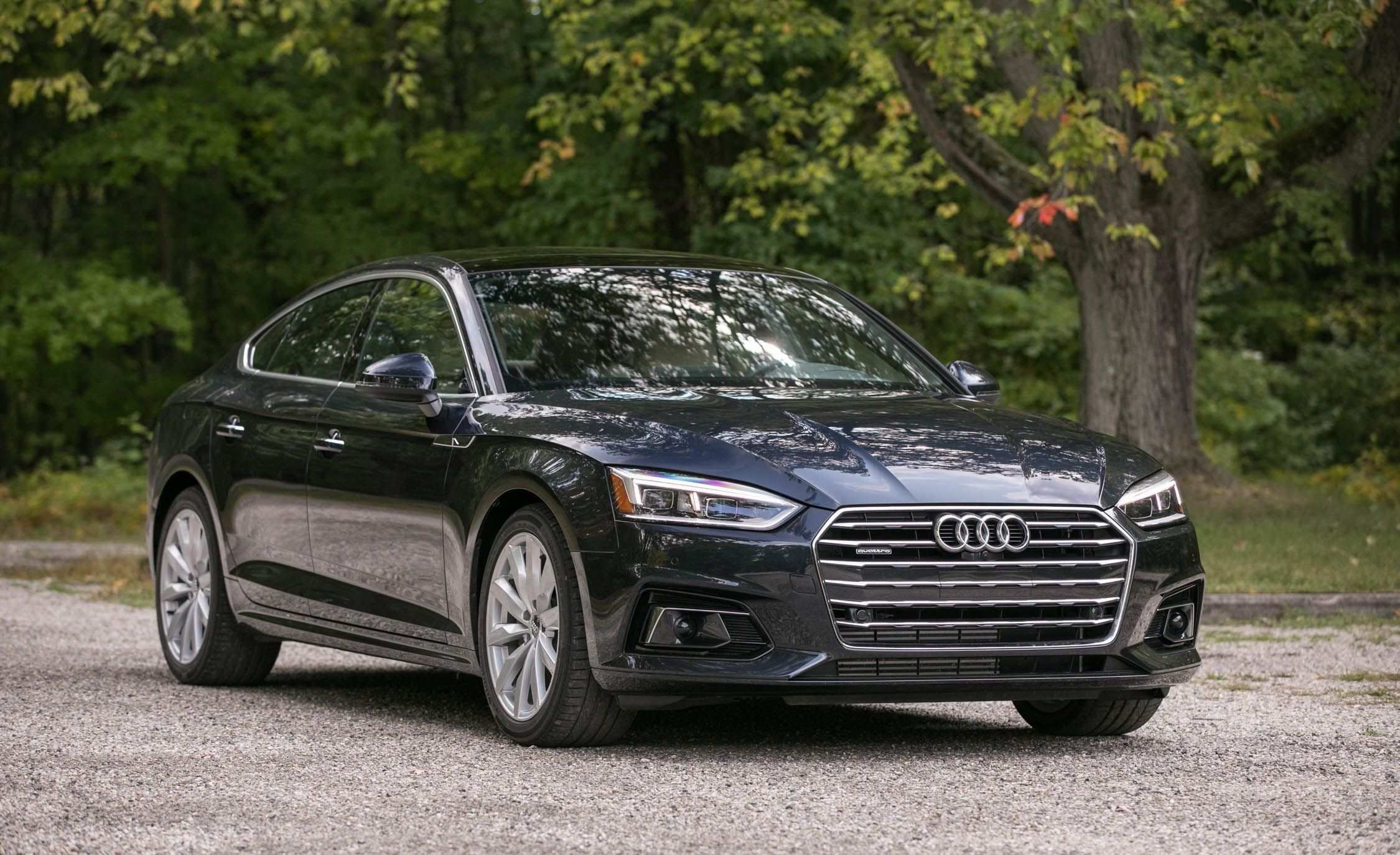 17 The 2020 Audi A5 Spesification for 2020 Audi A5