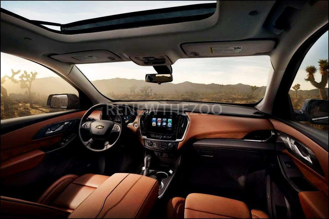 17 The 2020 Chevy Traverse Concept by 2020 Chevy Traverse