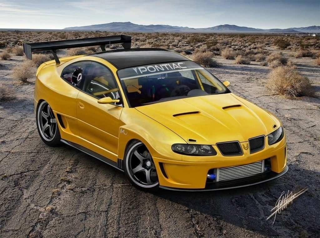 17 The 2020 Pontiac GTO New Concept with 2020 Pontiac GTO