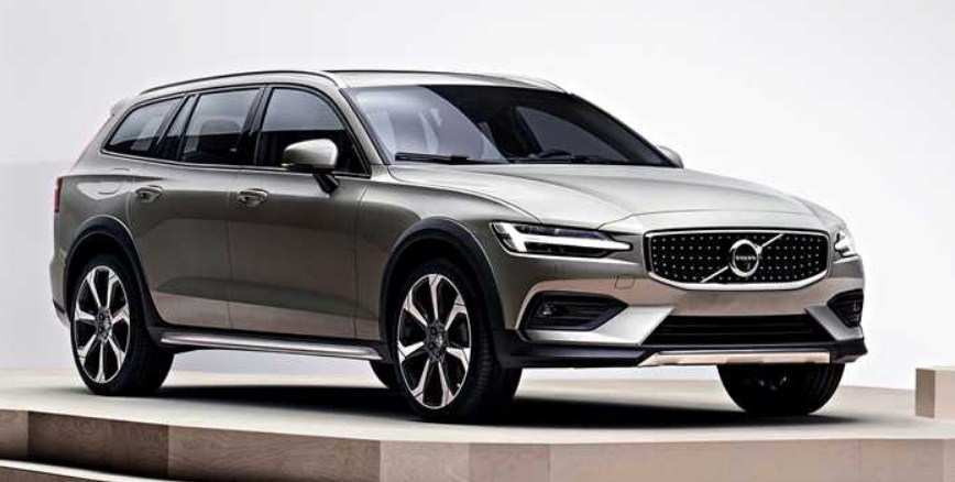 17 The 2020 Volvo V60 Length Exterior for 2020 Volvo V60 Length