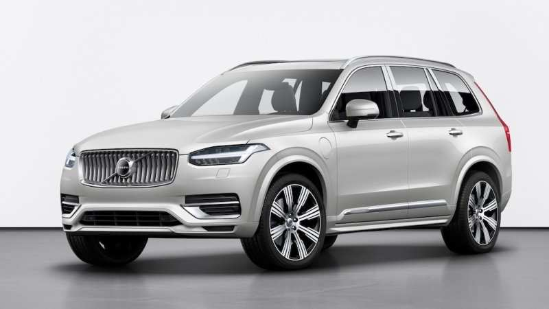 17 The Volvo Xc90 Update 2020 Performance by Volvo Xc90 Update 2020