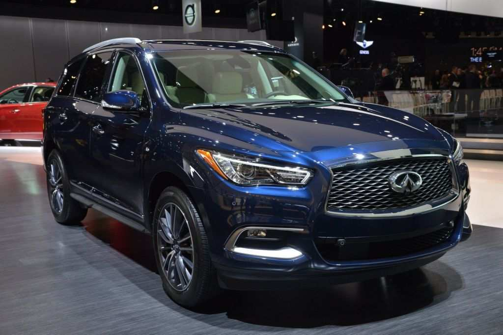 18 All New 2020 Infiniti QX60 Hybrid New Review by 2020 Infiniti QX60 Hybrid