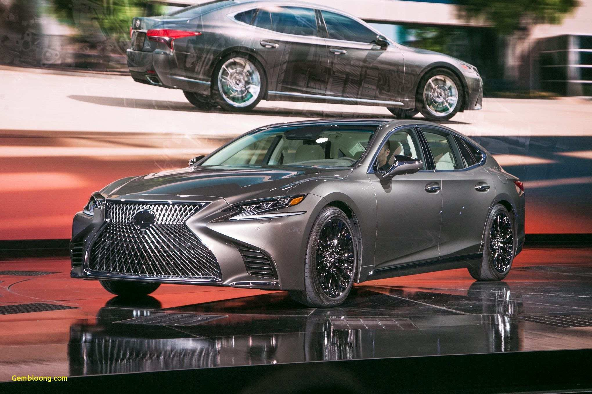 18 All New 2020 Lexus LSs Redesign with 2020 Lexus LSs
