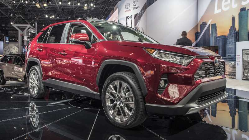 18 All New 2020 Toyota Rav4 Jalopnik Research New for 2020 Toyota Rav4 Jalopnik