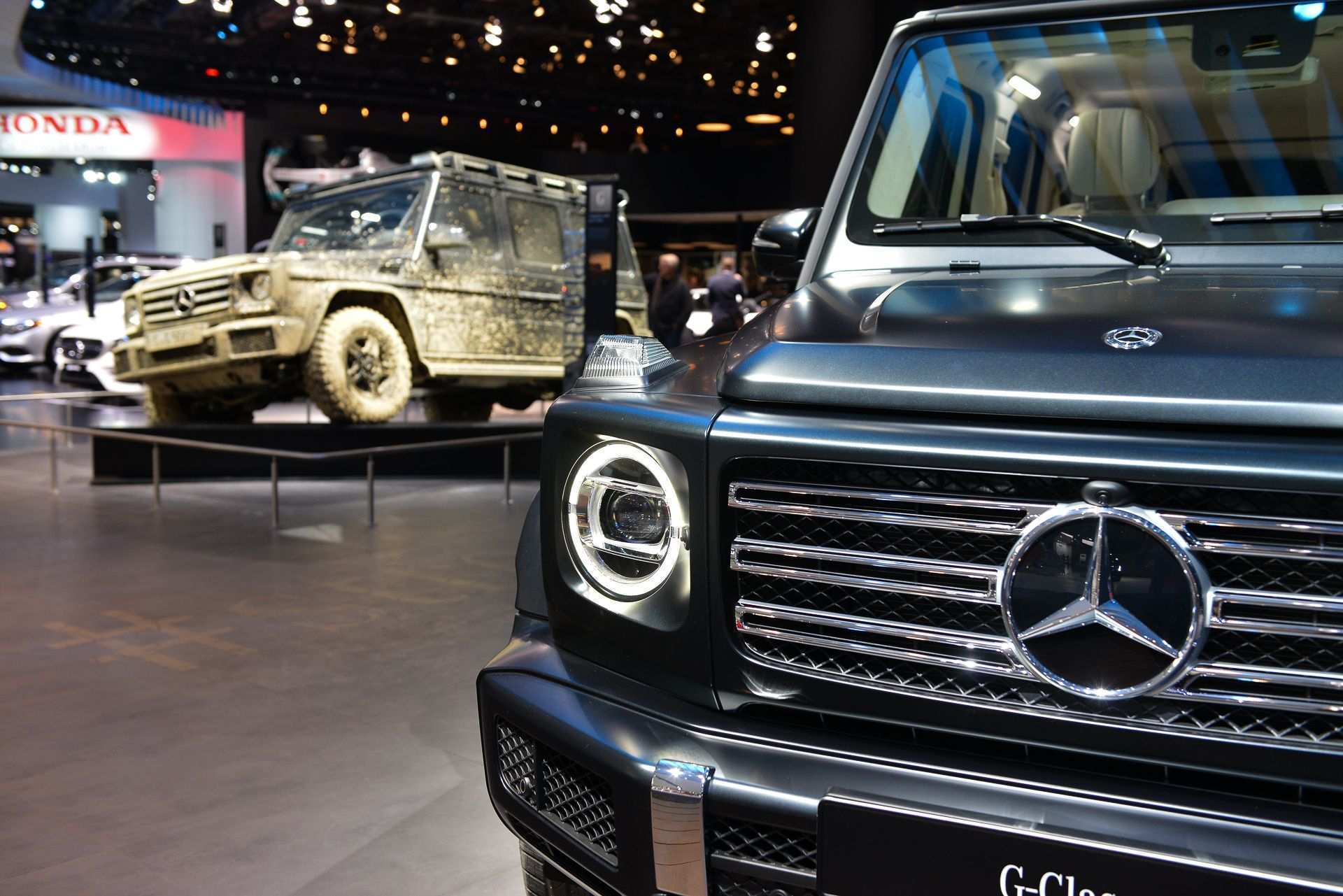 18 All New Mercedes G 2020 New Concept New Concept by Mercedes G 2020 New Concept