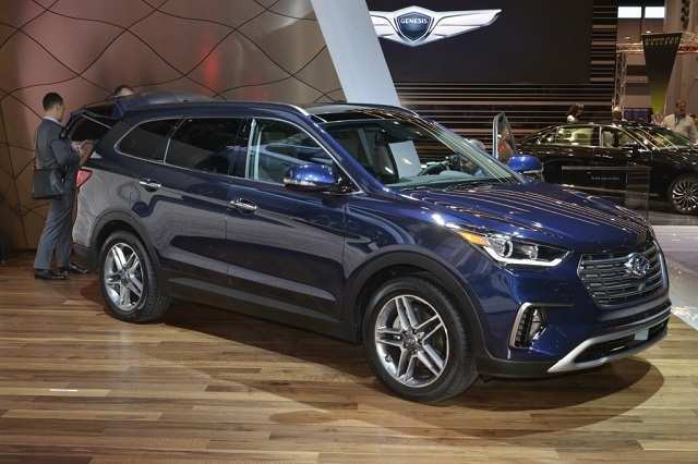 18 Best Review 2020 Hyundai Santa Fe Specs and Review with 2020 Hyundai Santa Fe