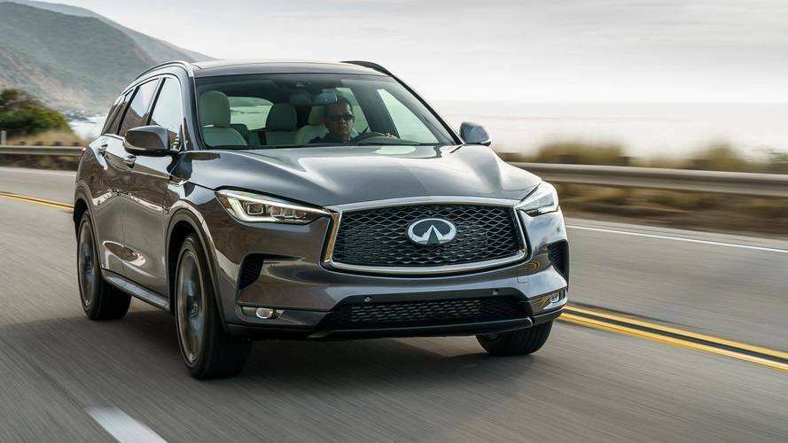 18 Best Review 2020 Infiniti Qx50 Weight Pricing by 2020 Infiniti Qx50 Weight