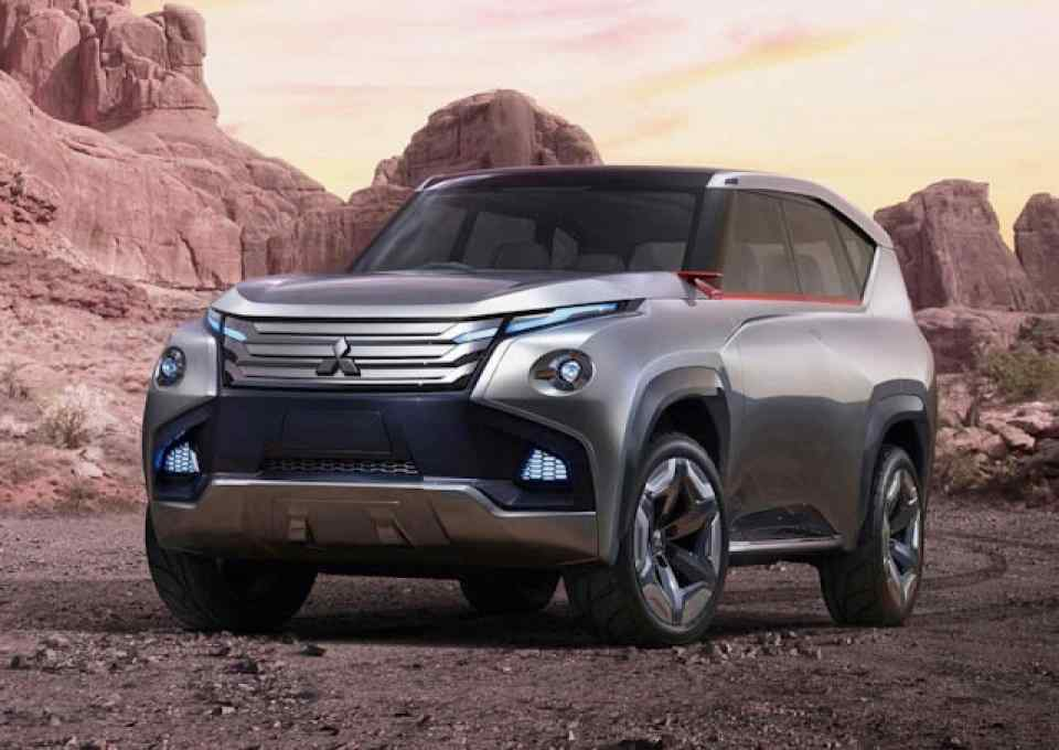 18 Best Review 2020 Mitsubishi Montero Sport Redesign and Concept with 2020 Mitsubishi Montero Sport