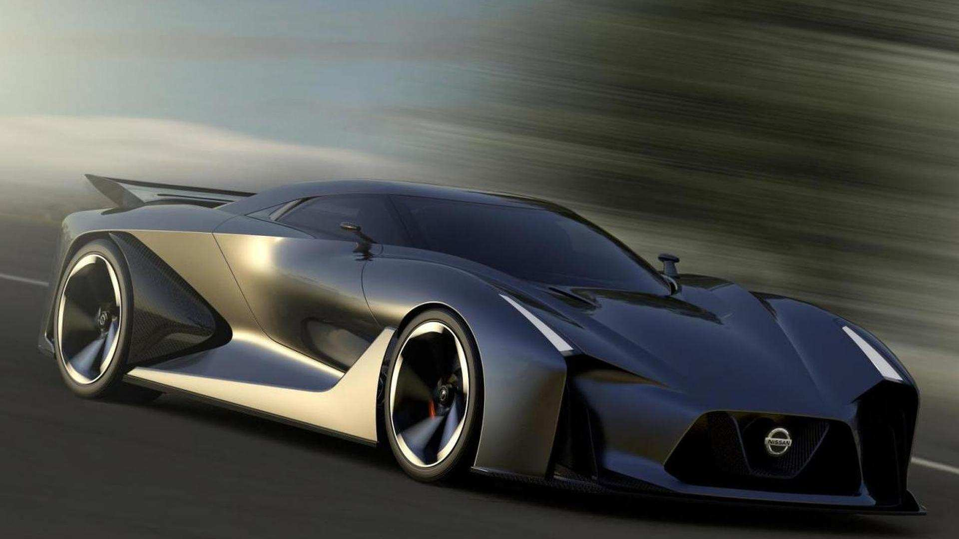 2020 Nissan Gtr Nismo Hybrid Overview