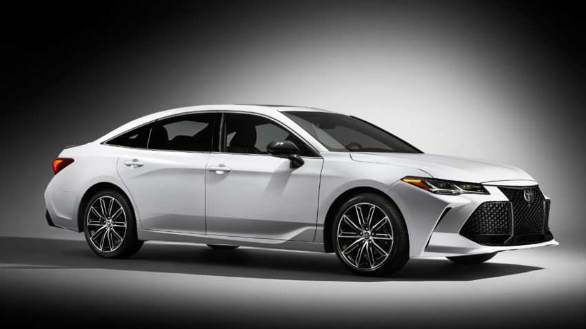 18 Best Review 2020 Toyota Avalon Brochure Wallpaper for 2020 Toyota Avalon Brochure