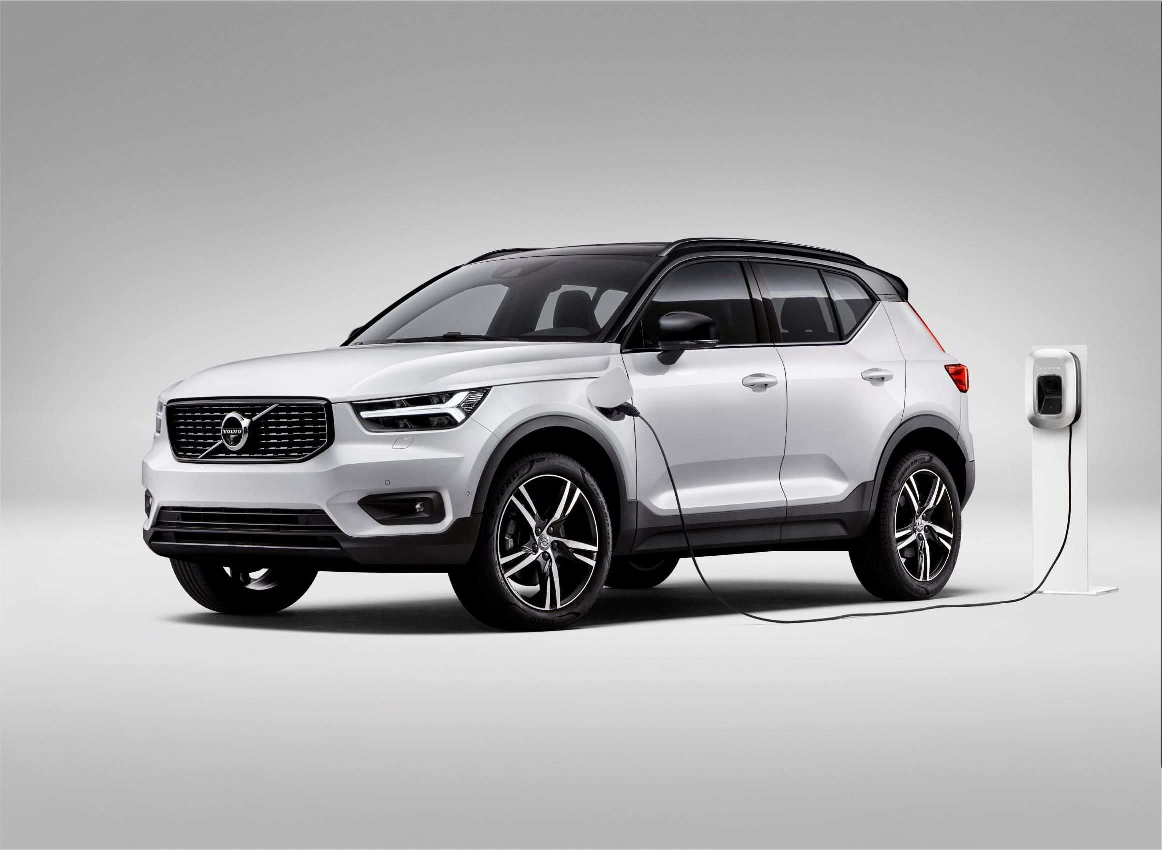 18 Best Review Volvo 2020 Xc40 Exterior First Drive by Volvo 2020 Xc40 Exterior