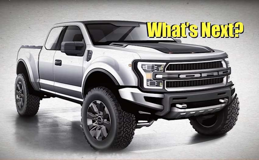 18 Concept of 2020 All Ford F150 Raptor Engine for 2020 All Ford F150 Raptor