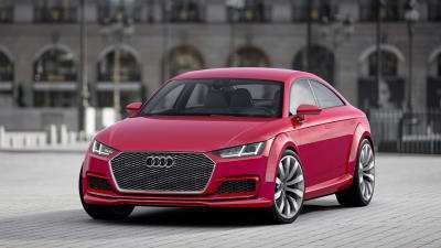 18 Concept of 2020 Audi TT Picture with 2020 Audi TT