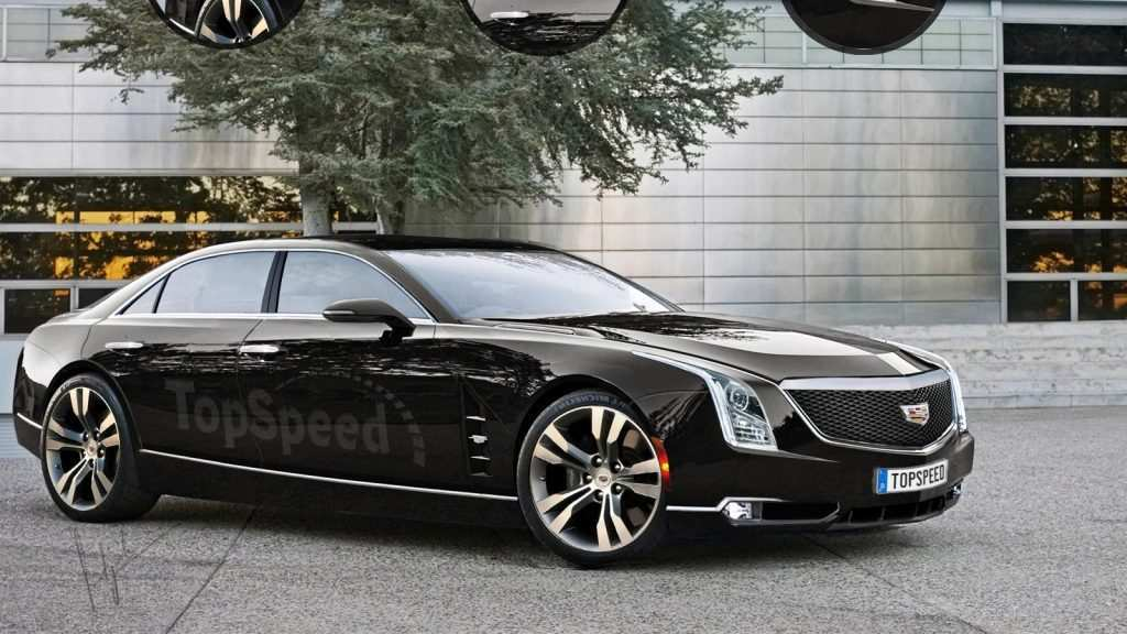 18 Concept of 2020 Cadillac LTS Specs with 2020 Cadillac LTS