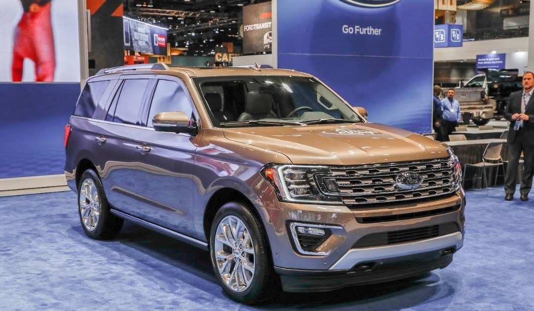 18 Concept of 2020 Ford Expedition Concept for 2020 Ford Expedition