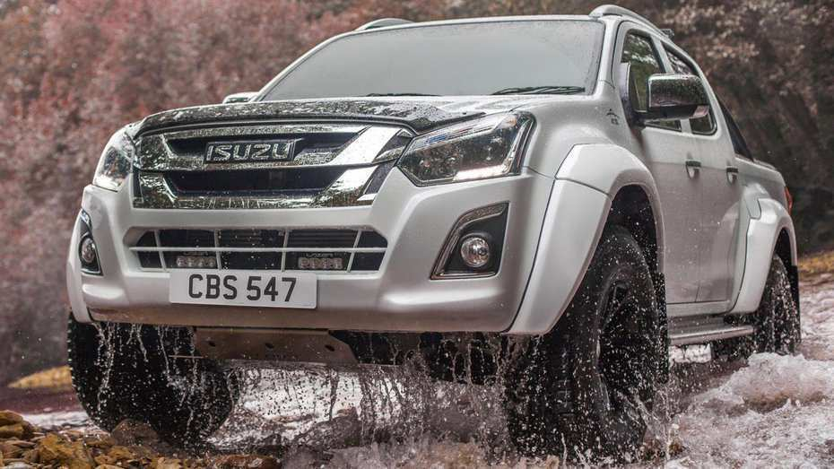 18 Concept of 2020 Isuzu Dmax 2018 Speed Test for 2020 Isuzu Dmax 2018