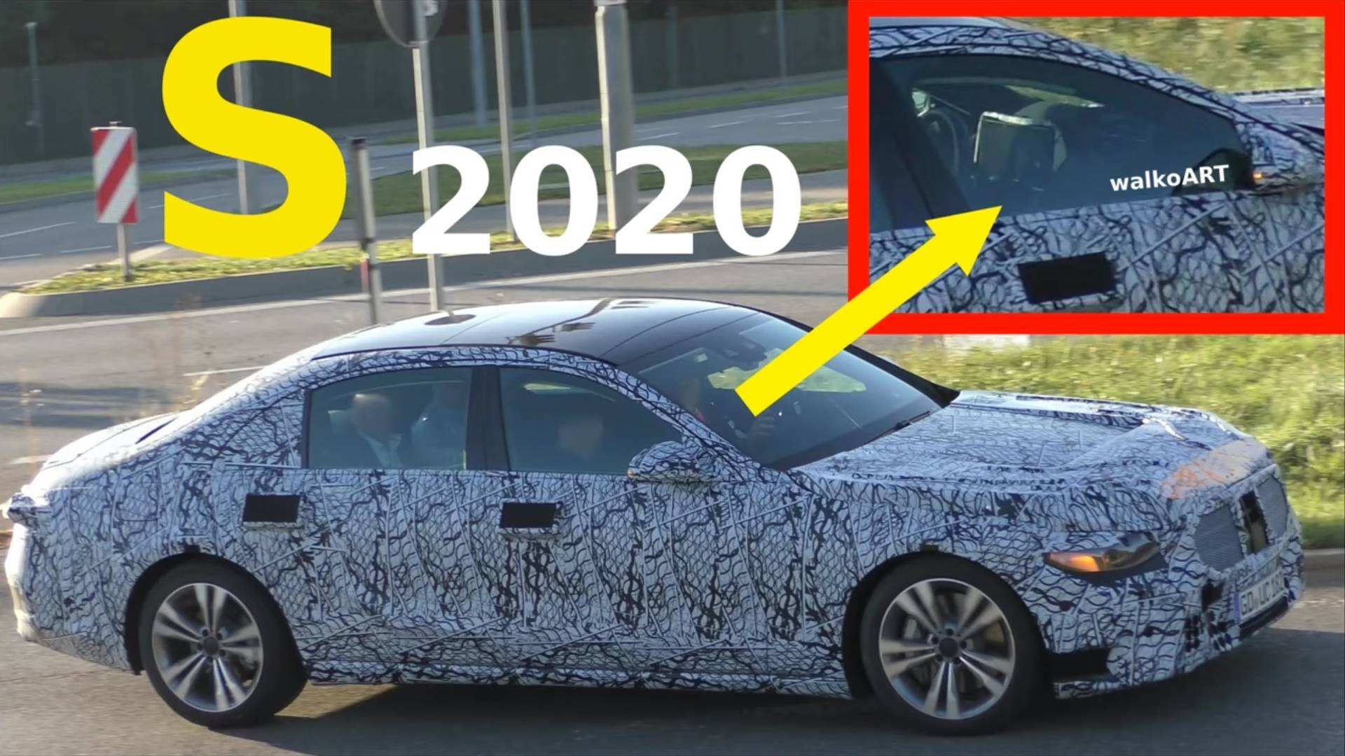 18 Concept of 2020 Mercedes S Class Performance with 2020 Mercedes S Class