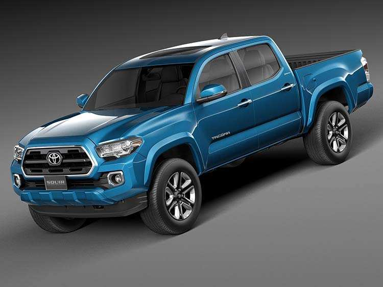 18 Concept of 2020 Toyota Tacoma Pricing with 2020 Toyota Tacoma