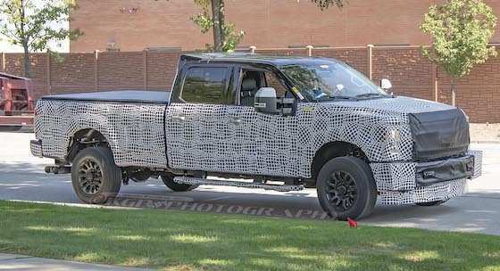 18 Concept of Spy Shots 2020 Ford F350 Diesel Concept for Spy Shots 2020 Ford F350 Diesel