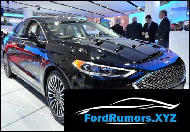 18 Gallery of 2020 Ford Fusion Specs by 2020 Ford Fusion