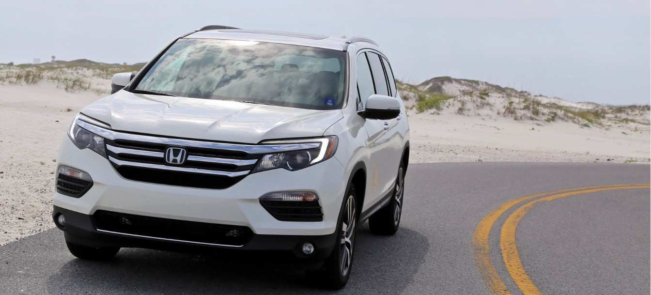 18 Gallery of 2020 Honda Pilot Black Edition Review for 2020 Honda Pilot Black Edition