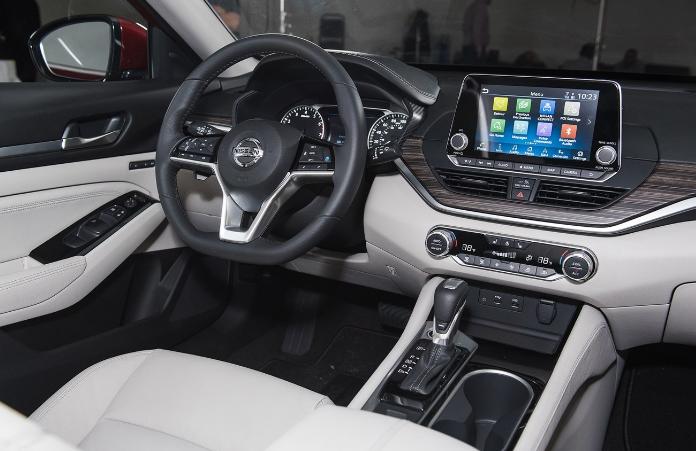 18 Gallery of 2020 Nissan Pathfinder Hybrid Interior by 2020 Nissan Pathfinder Hybrid