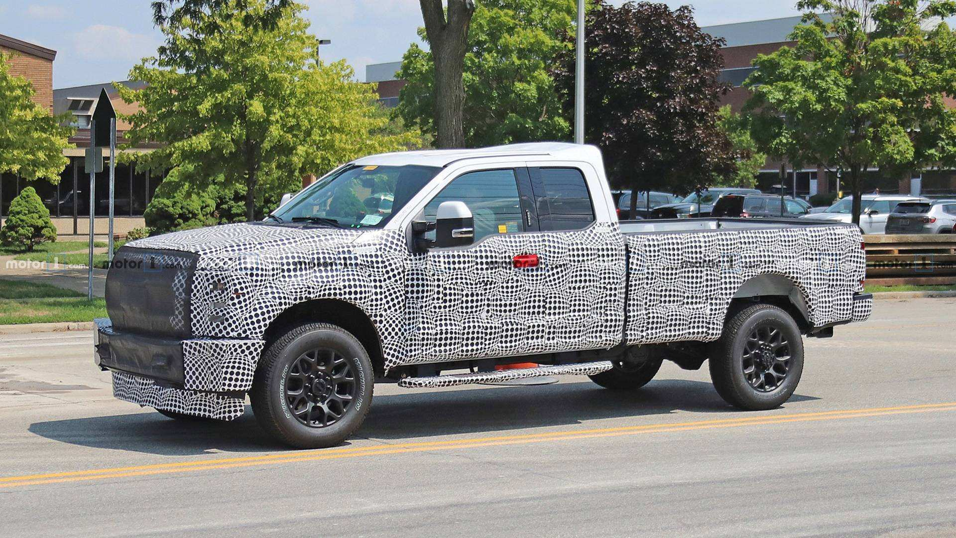 18 Gallery of 2020 Spy Shots Ford F350 Diesel Release by 2020 Spy Shots Ford F350 Diesel