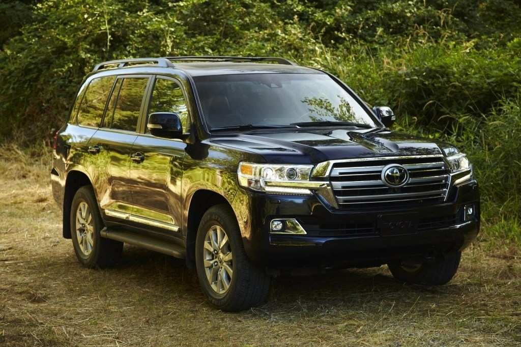 18 Gallery of Toyota Land Cruiser 2020 Exterior Price and Review with Toyota Land Cruiser 2020 Exterior