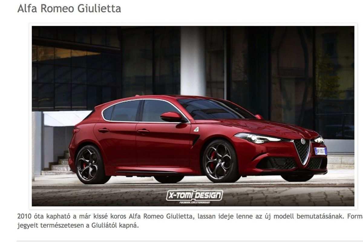 18 Great 2020 Alfa Romeo Giulietta 2018 Specs with 2020 Alfa Romeo Giulietta 2018