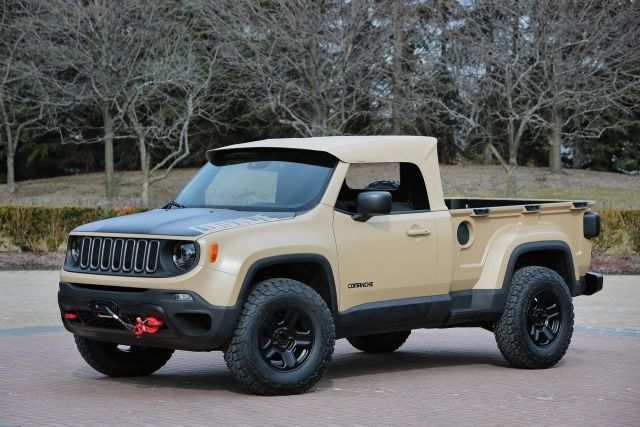18 Great 2020 Jeep Comanche Overview by 2020 Jeep Comanche