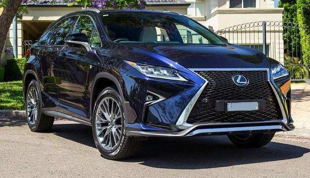 18 Great 2020 Lexus TX 350 Specs and Review with 2020 Lexus TX 350