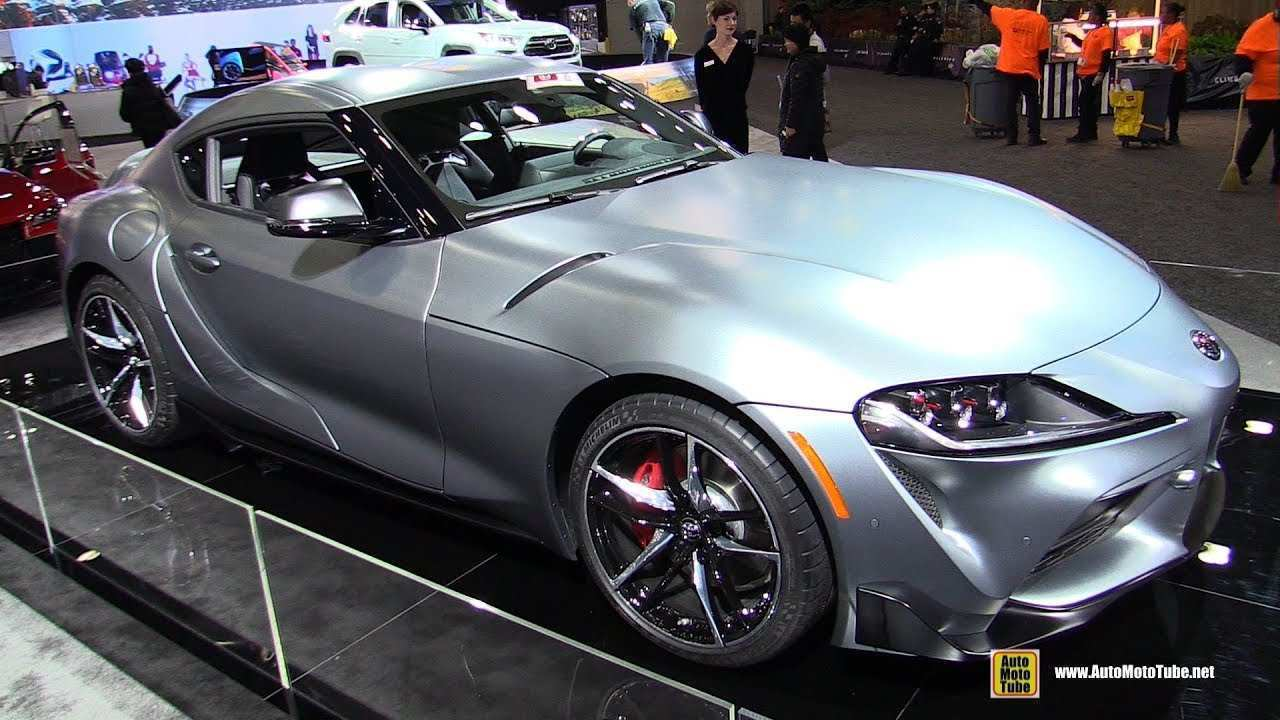 18 Great 2020 Toyota Supra Exterior New Review by 2020 Toyota Supra Exterior